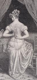 Korsett 1860
