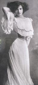 Korsett um 1900