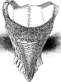 korsett 18. Jahrhundert