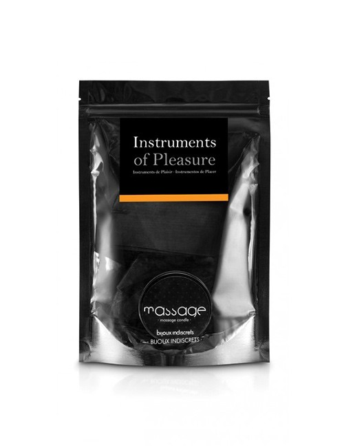 Bijoux Indiscrets - Erotik Set INSTRUMENTS OF PLEASURE BOX - ORANGE